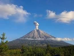 Paket Wisata Gunung Semeru Tour Ranu Kumbolo Dengan Gambar Pemandangan Gunung Berapi Indonesia