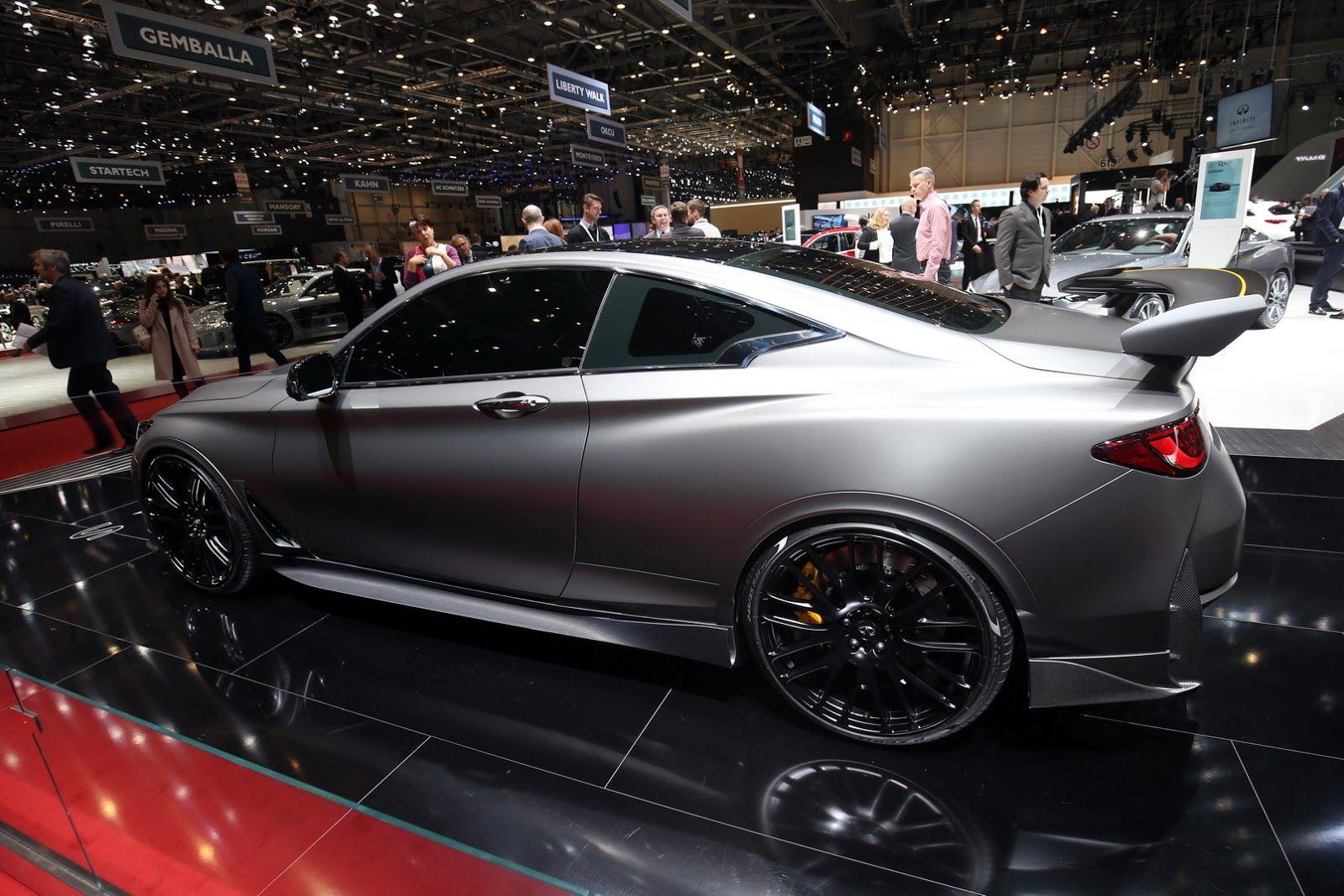 2021 Infiniti Q60 Coupe Ipl Speed Test
