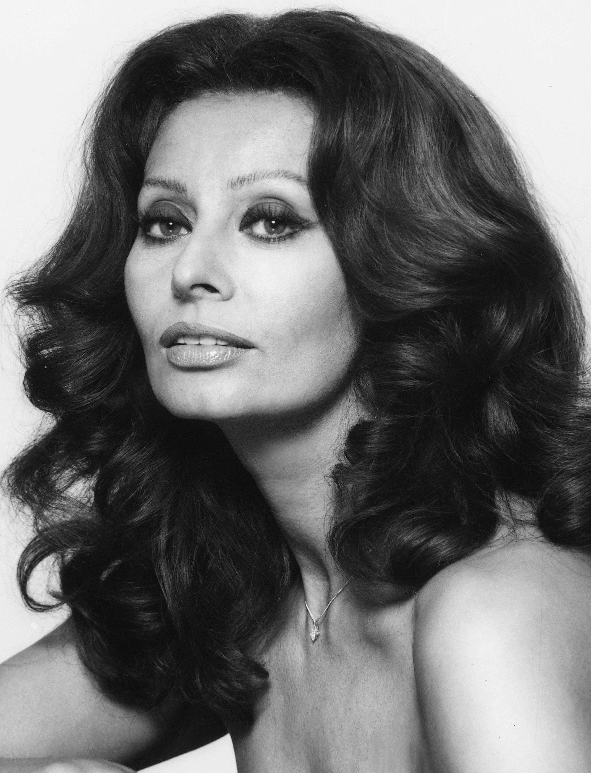 10 Retro Hairstyles That Still Look Trendy | Sophia loren ...