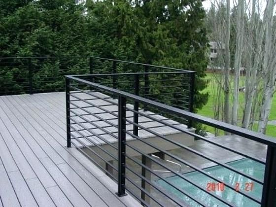 Image Result For Units Balcony Balustrade Horizontal With Images