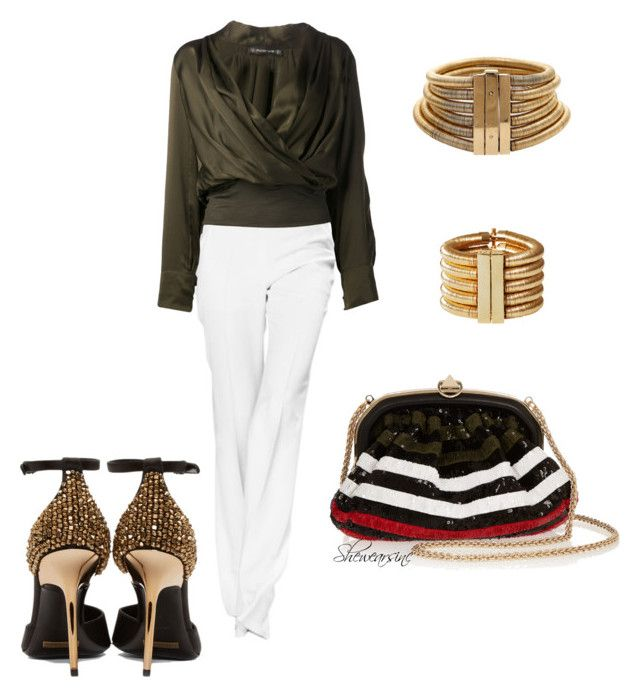 Untitled #59 by kisses4everrr on Polyvore featuring polyvore, fashion, style, Plein Sud, Burberry, Balmain and Sonia Rykiel