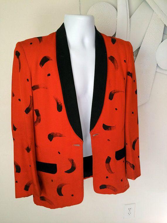 Men\'s Rockabilly Vintage 1950s Formal Tuxedo Jacket Hipster Retro ...