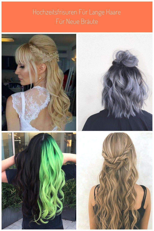 Hochzeitsfrisuren Fur Lange Haare Fur Neue Braute Halbe Meerjungfrau Braid H In 2020 With Images Long Hair Styles Hair Styles Beauty