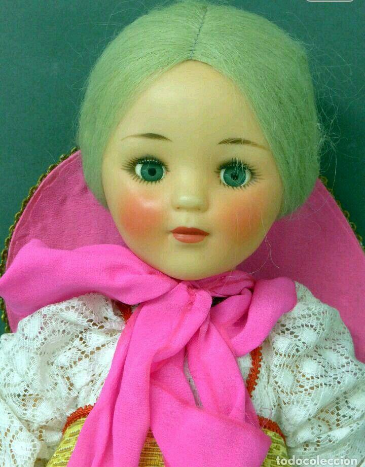 Кукла СССР, фабрика 8 марта