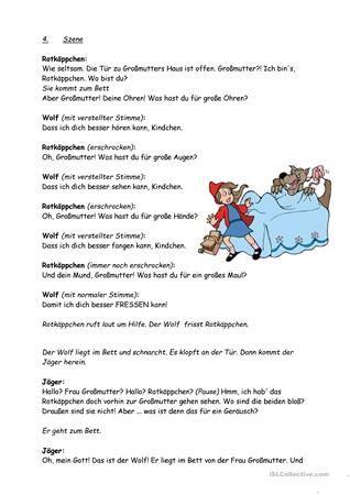 Märchen Rotkäppchen