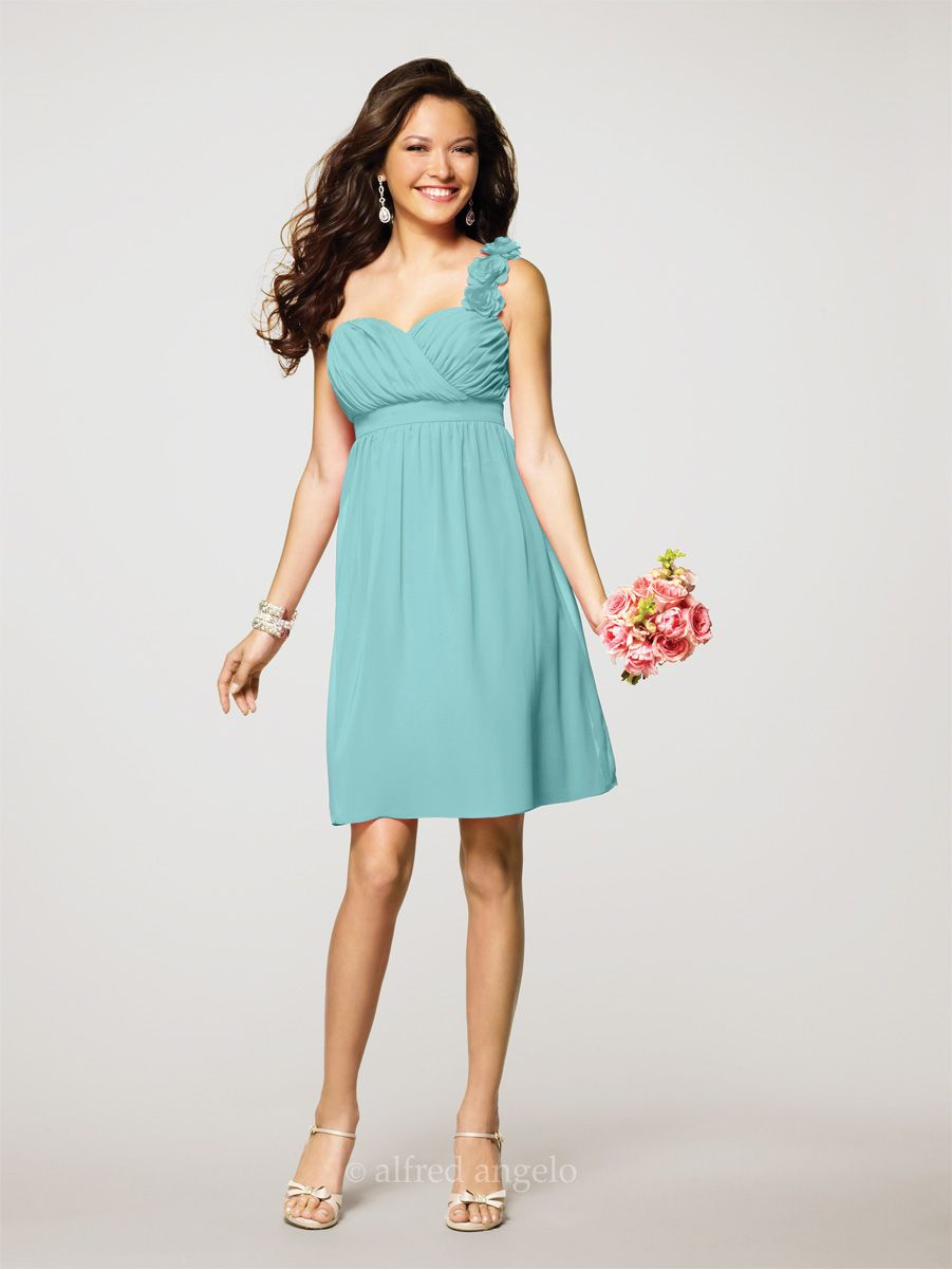Bridesmaid dress in \