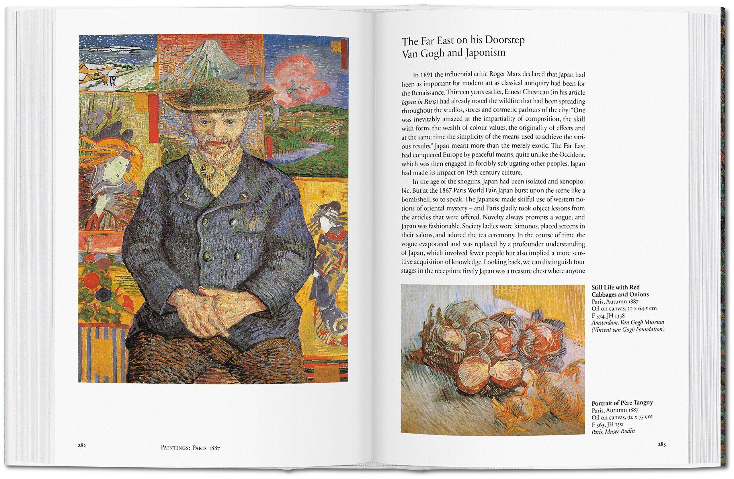 Van Gogh Complete Paintings Basic Art Album Ad Complete Gogh Van Paintings