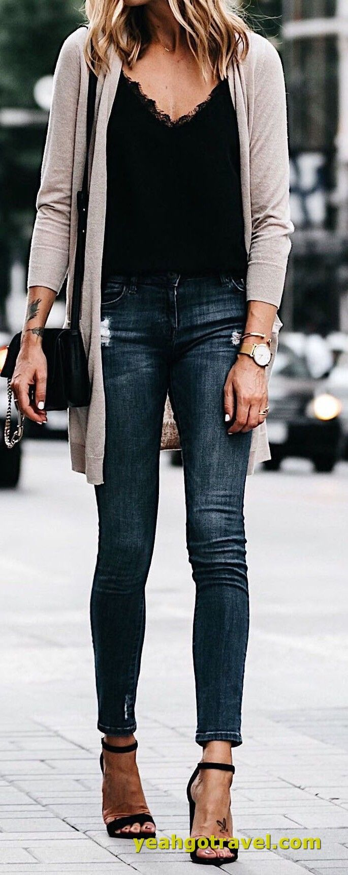 48 Women Winter Outfits Ideas #cardiganoutfit