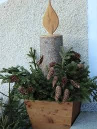 Bildergebnis Für Weihnachtsdeko Basteln Naturmaterialien