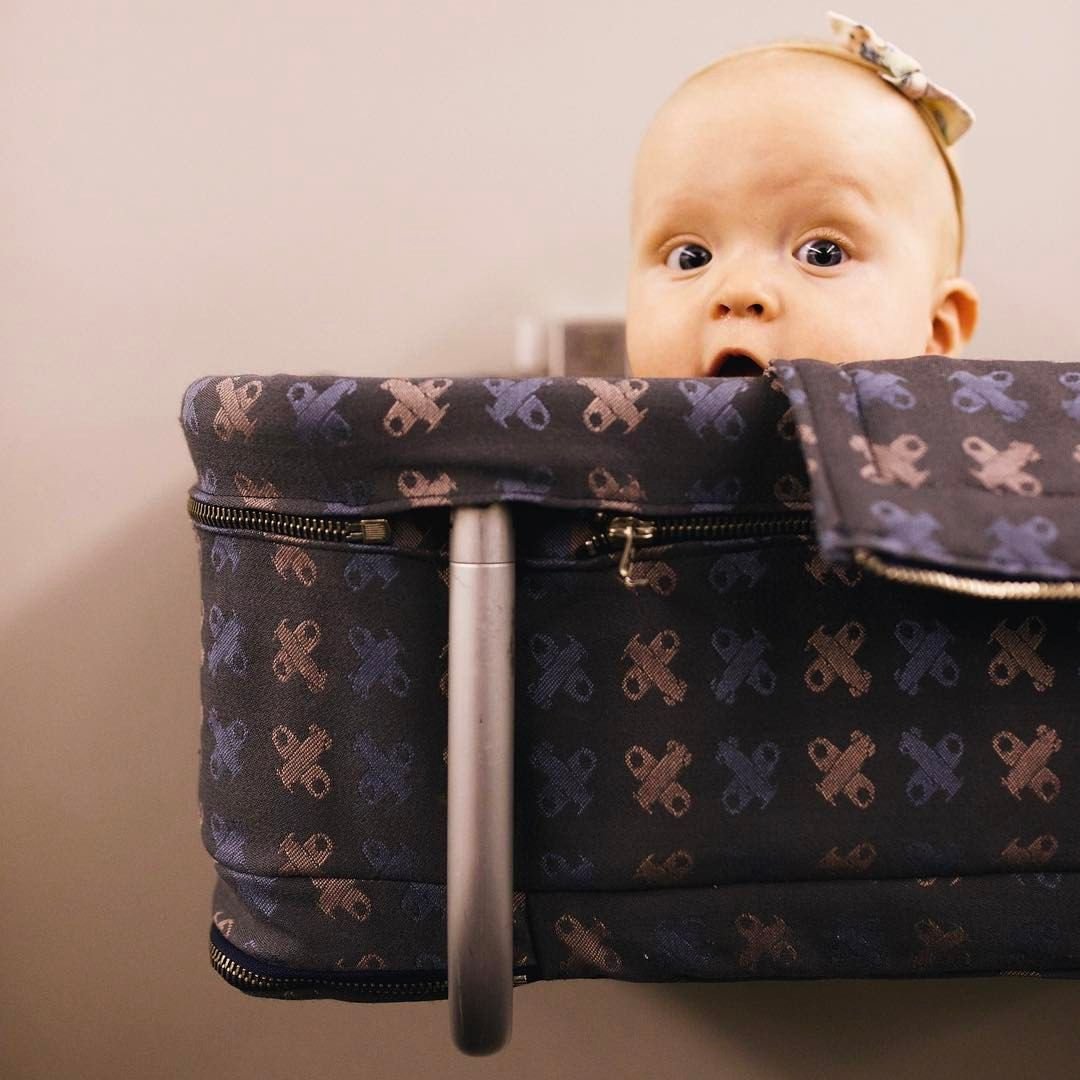 Saving post about traveling with baby