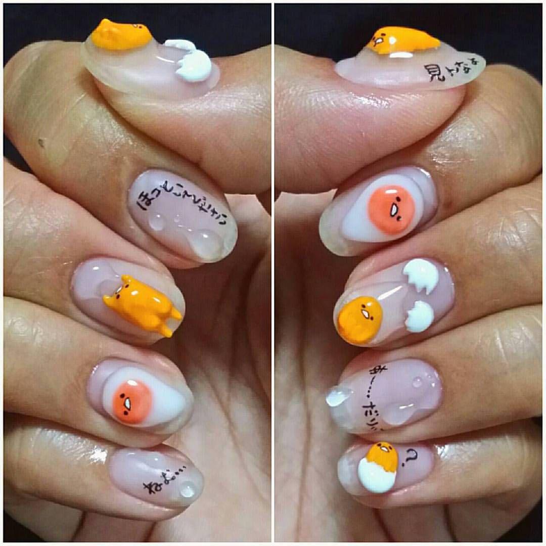 Cool~~hahaa!   Nail Designs   Pinterest   Kawaii nails, Manicure and ...
