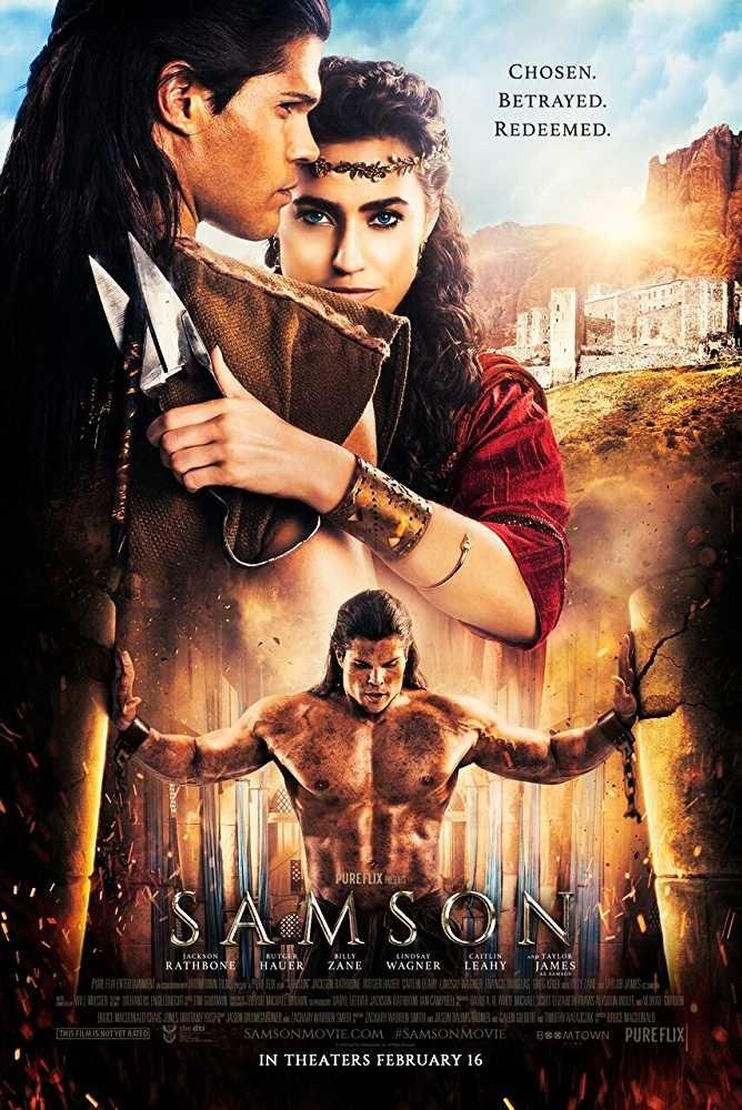 Watch Samson 2018 Movie Online Free Putlocker Watch