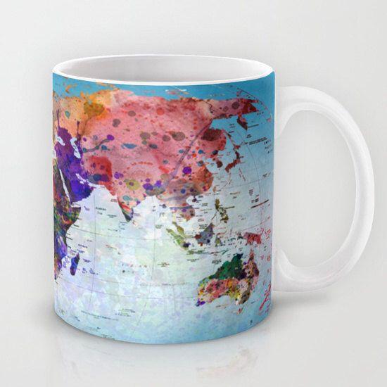 World map coffee mugcustom mugmap mugtravel mugpersonalized mug world map coffee mugcustom mugmap mugtravel mugpersonalized mug gumiabroncs Image collections