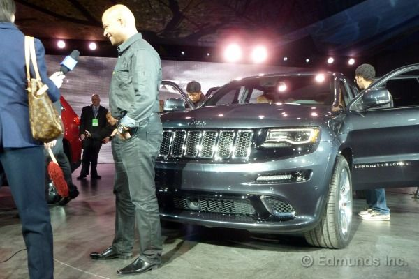 The 2014 Grand Cherokee Srt8 And Srt Ceo Ralph Gilles Con Imagenes