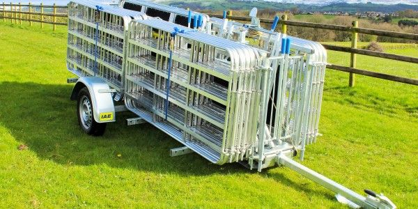 IAE Mobile Sheep Trailers