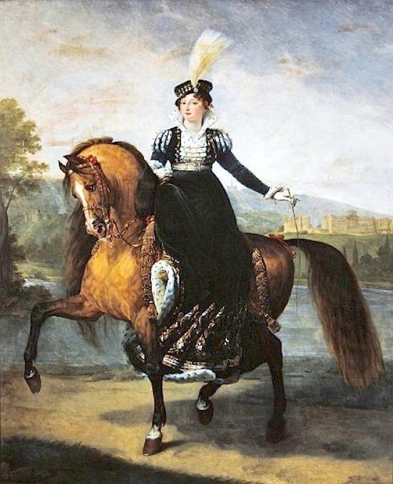 equestrian portrait - Google Search