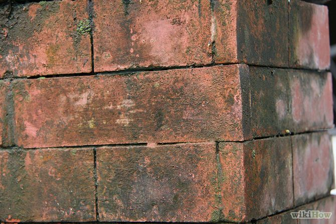 Clean Bricks | Cleaning | Cleaning walls, How to clean brick