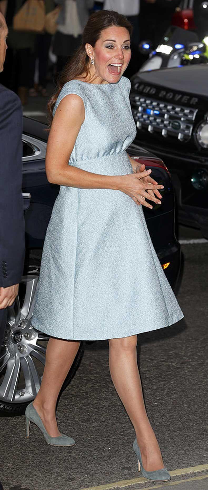 El Truco De Estilo Mejor Guardado De Kate Middleton | Cut & Paste – Blog de…