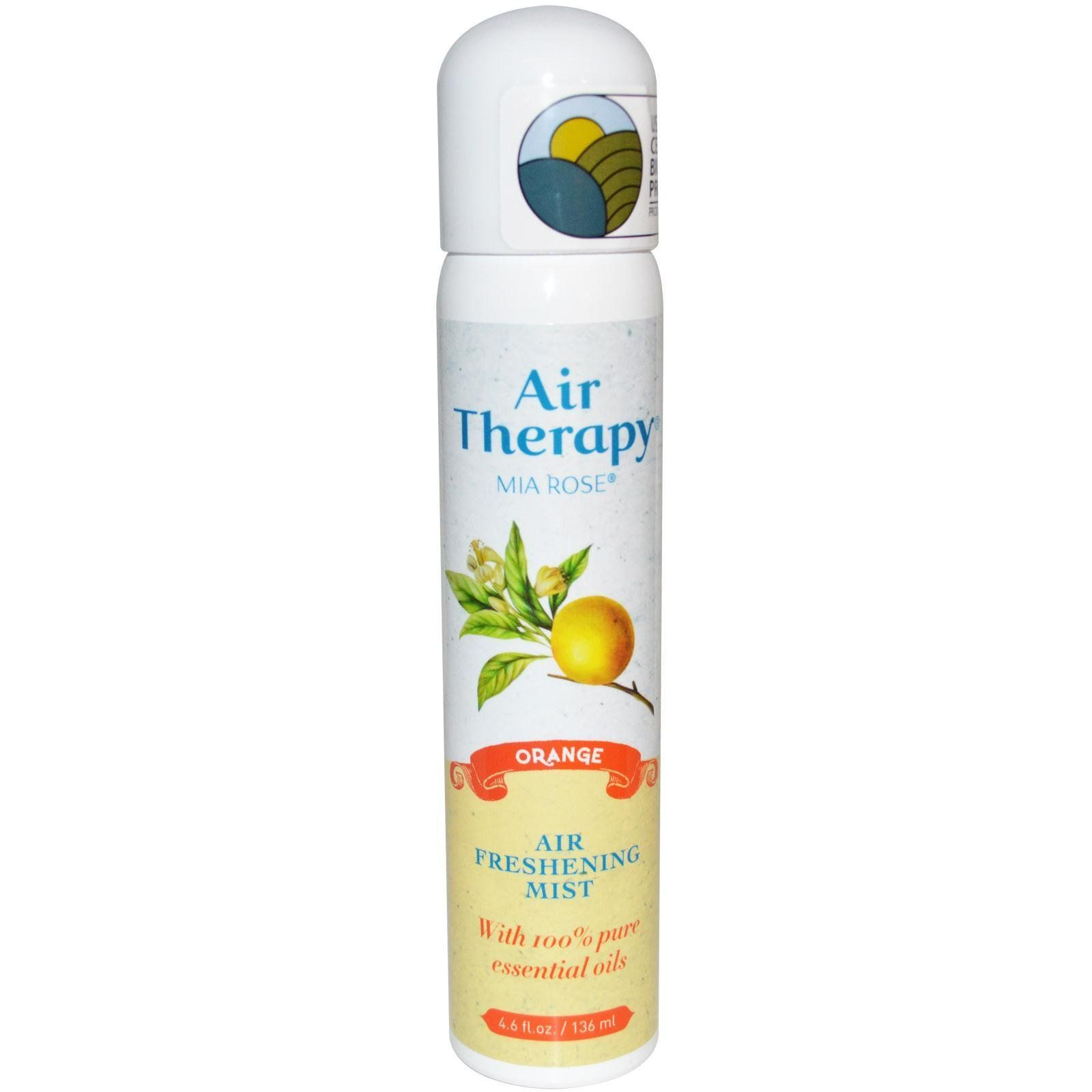 Air Therapy Spray Orange Original 4 60 Ounces Health Fragrance