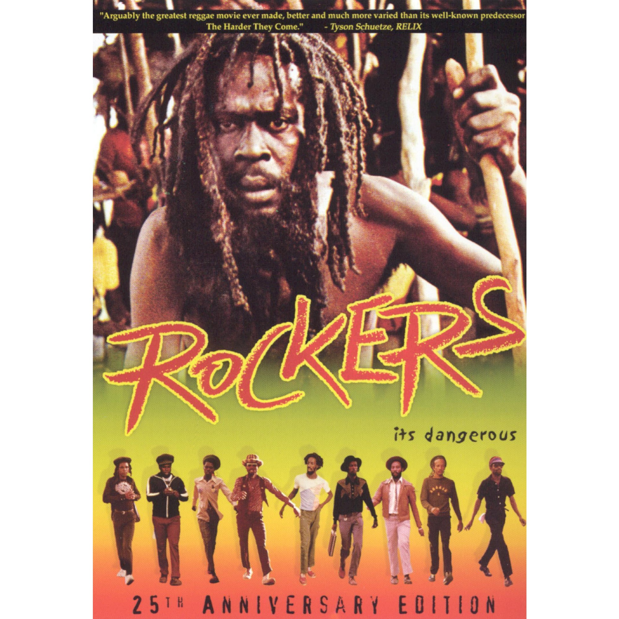rockers 25th anniversary edition  dvd