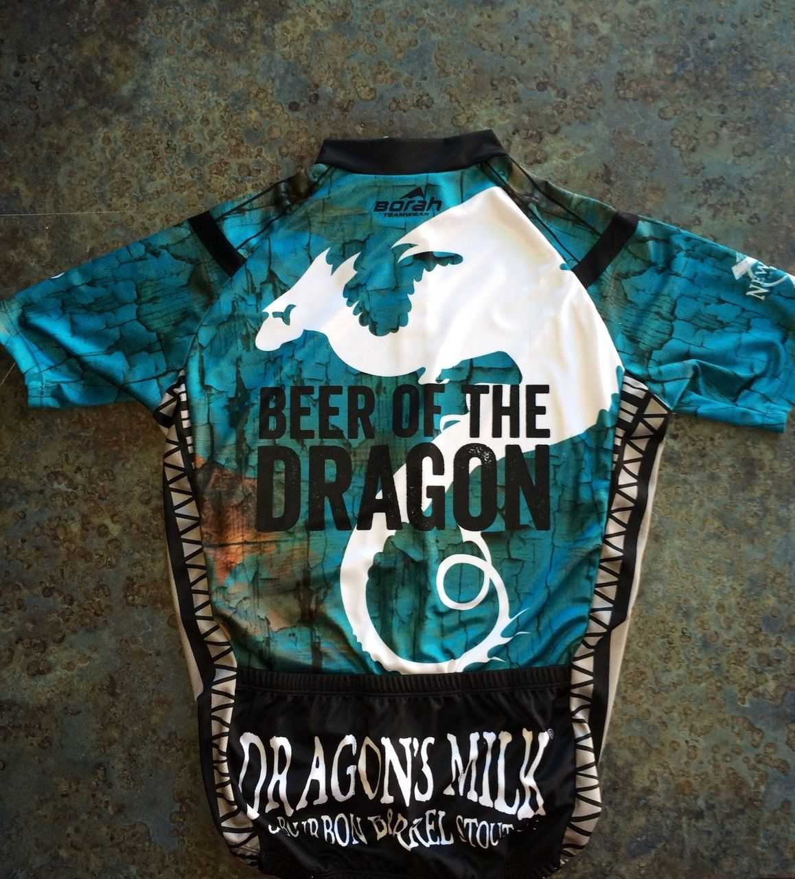 Beer of the Dragon Short Sleeve Bike Jersey - New Holland Brewing ... 26d902a3c
