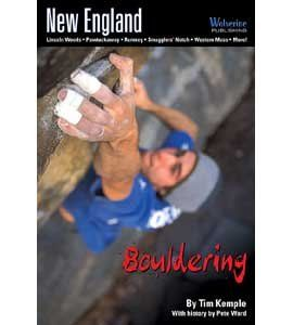 New England Bouldering - Guidebook