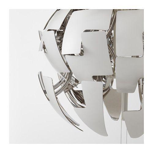 IKEA PS 2014 Pendant lamp - white/silver color - IKEA