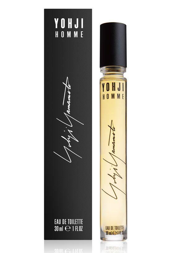 Yohji Homme by Yohji Yamamoto a fragrance for men 2013