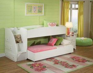 Merveilleux Captains Beds   Kidzone Furniture | Oklahoma Futon Company
