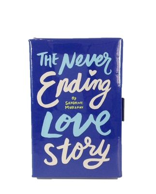 Kate Spade New York Never Ending Love Story Emanuelle Book Clutch Price 259 99