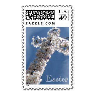 Cross in the Sky EASTER Postage