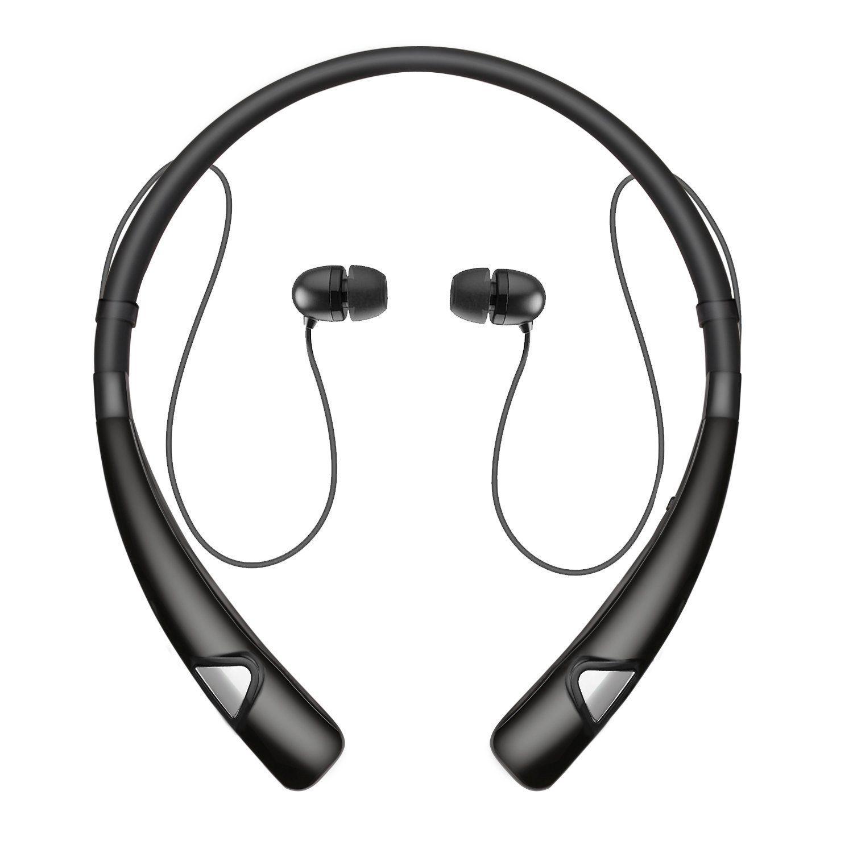 Bluetooth Headphones Best Wireless Sports Neckband Designed Earphones W Mic Hd Stereo Sweatproo Headphones Bluetooth Headphones Wireless Bluetooth Headphones