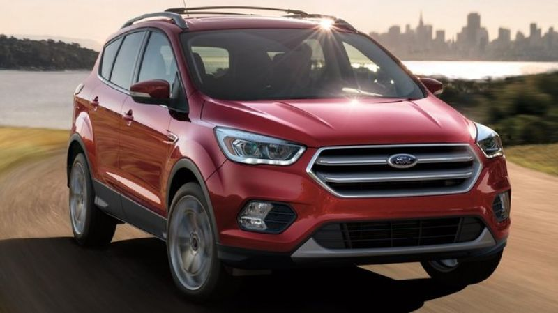 2019 Ford Escape Hybrid Mpg Release Date 2019 Ford Ford Escape New Suv