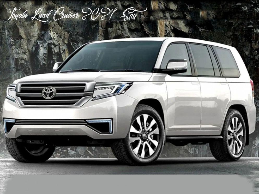 Toyota Land Cruiser 2021 Spy Concept In 2020 Fj Cruiser Toyota Land Cruiser Land Cruiser