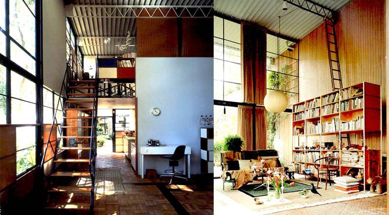 Eames Interior eames house interior imspirational ideas 10 home inspiration ideas