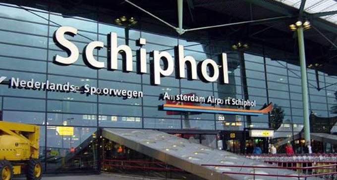 Schiphol Milk Run To Save Co2 Emissions Logistics Update Africa Taxi Amsterdam Aviation News