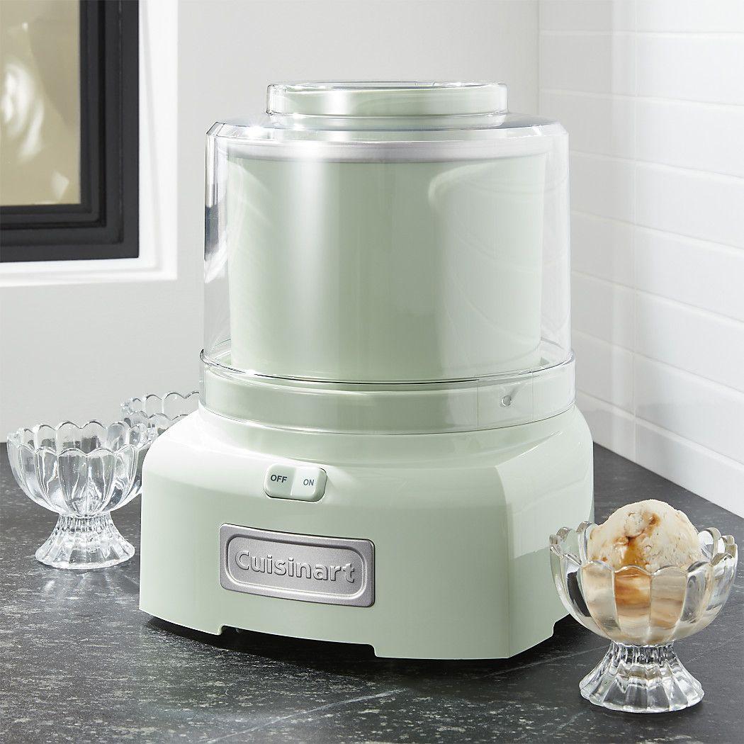 Cuisinarticecrmmkrpstachioshs17 frozen yogurt maker