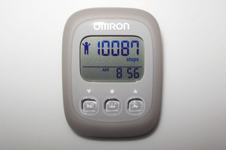 Which is Better - Counting Pedometer Steps or Walking Time ...