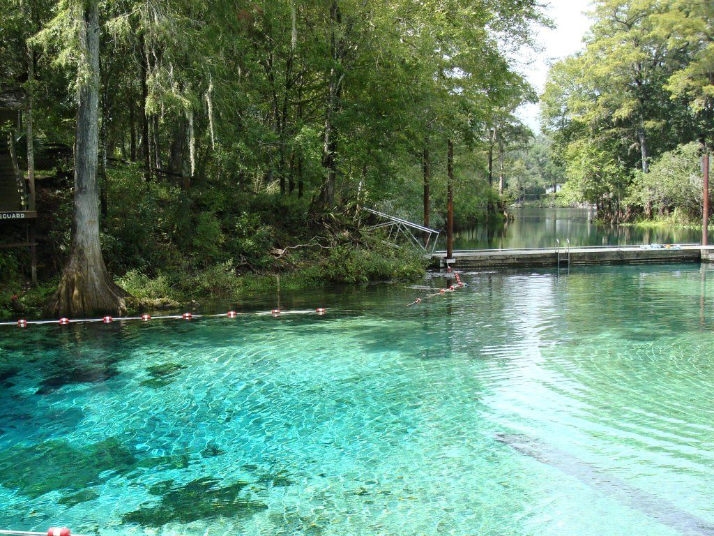 Fanning Springs, Florida....my favorite place on earth ...
