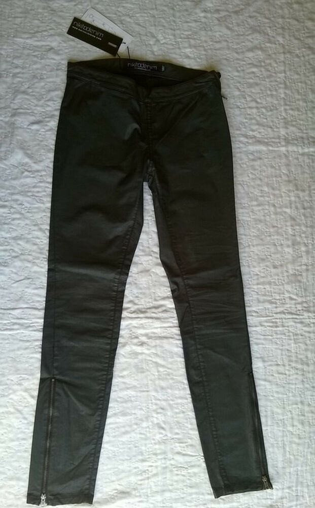 nouveau produit d859e e743c pantalon slim huilé NIKITA neuf Marque - NIKITA Couleur ...