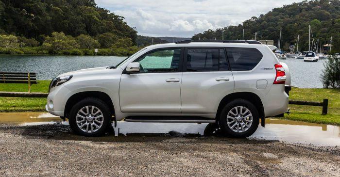 2016 Toyota Prado Vx In 2020 Toyota Toyota Land Cruiser Toyota Land Cruiser Prado