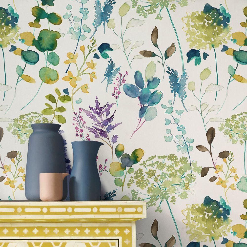Botanical by bluebellgray Multi Wallpaper WN003