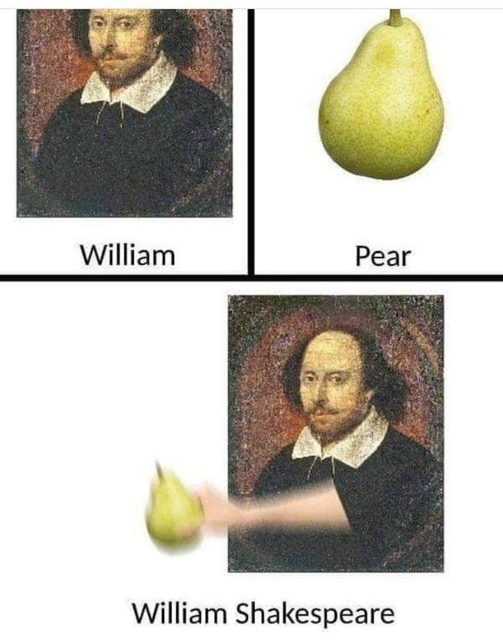 William Shakespeare Happy Memes Funny School Memes Stupid Memes