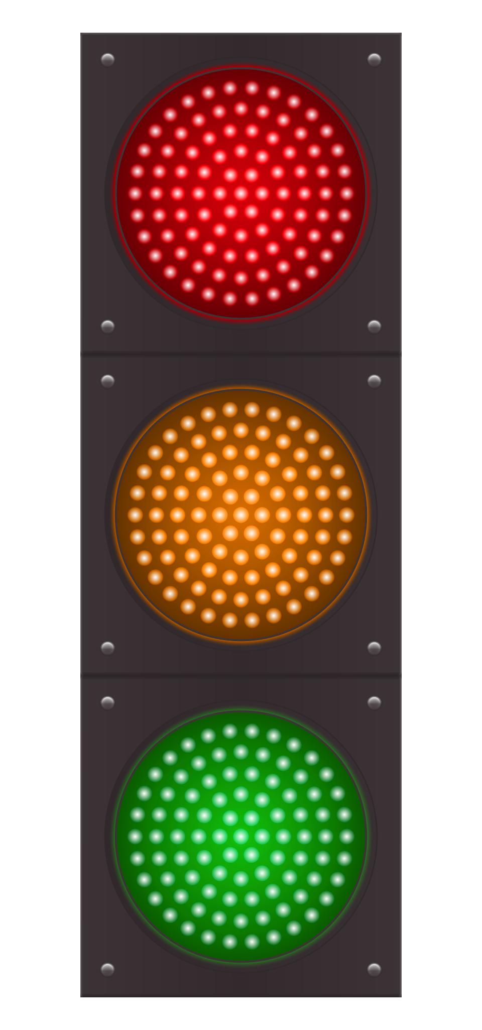 Traffic Light Vector Png Image Traffic Light Traffic Light Trailer