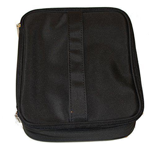 2af1505e8e6d Bare Escentuals Black Zippered Train Case w2 Removable Zip Bags ...