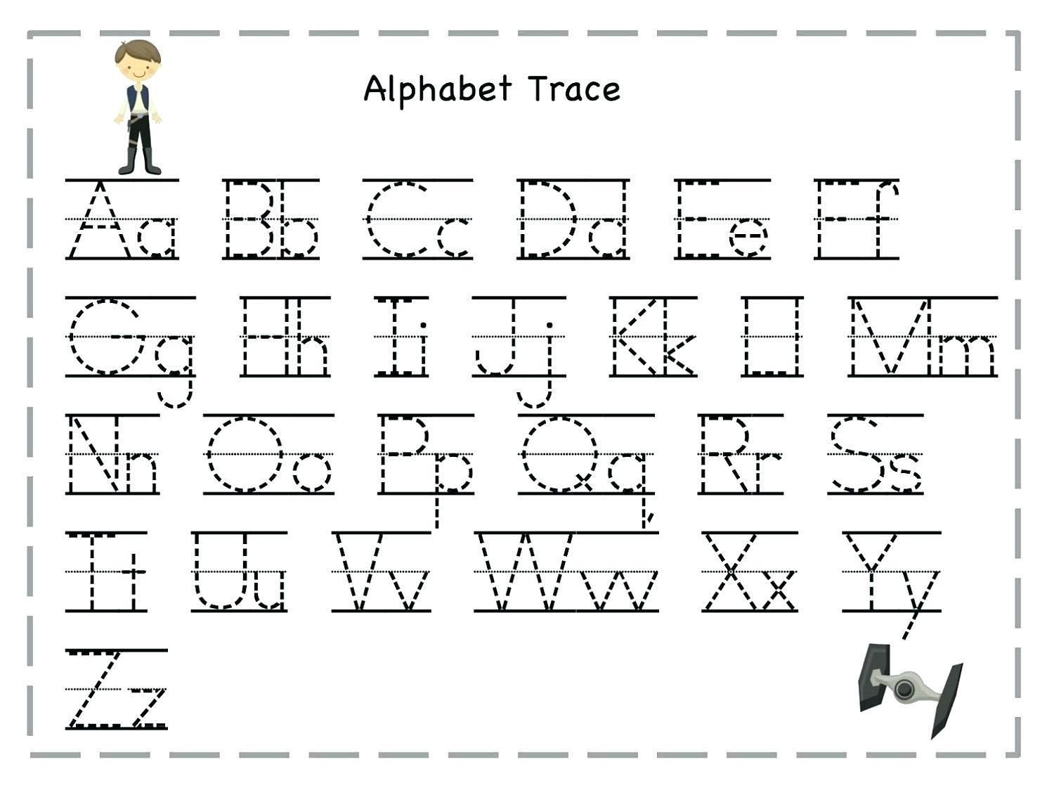 Fine Letter Tracing Pages That You Must Know You Re In