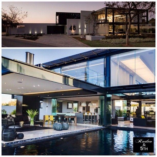 Ber House By Nico Van Dermmeulen Architects Midrand South Africa - Ber house in south africa