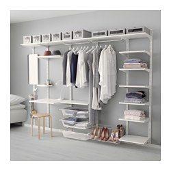 Begehbarer Kleiderschrank Günstig Online Kaufen Ikea Closet