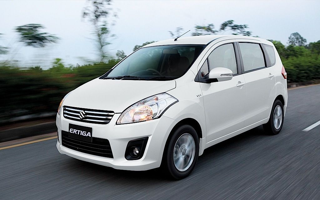 Suzuki Ertiga Mẫu Xe 7 Chỗ Modifikasi Mobil Mobil Solo