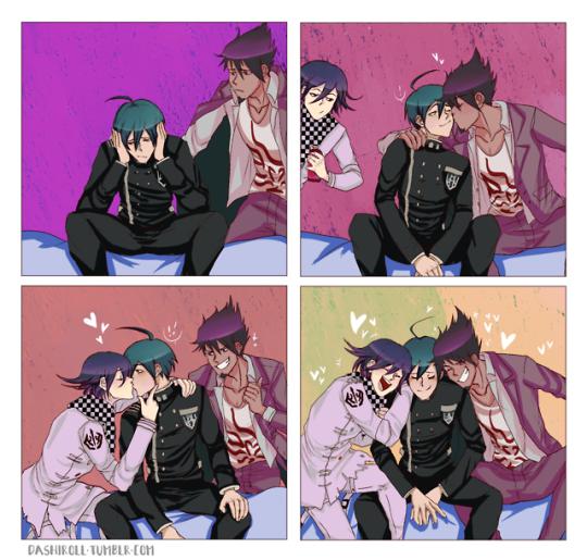 Back in 2020 Danganronpa memes, Anime